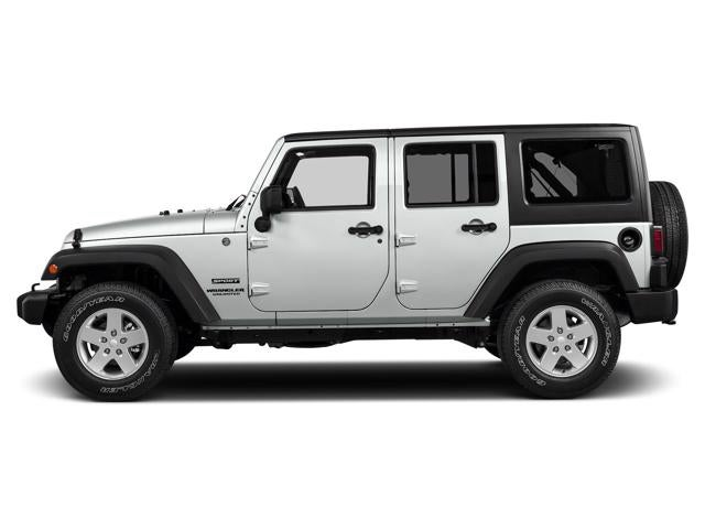 Differences Between the Jeep Wrangler JK and Wrangler JL