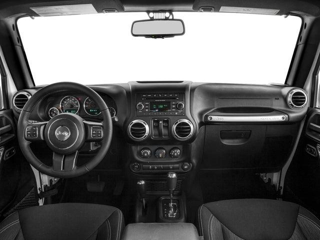 2017 Jeep Wrangler Rubicon 4x4 In Riverton Wy Casper Jeep