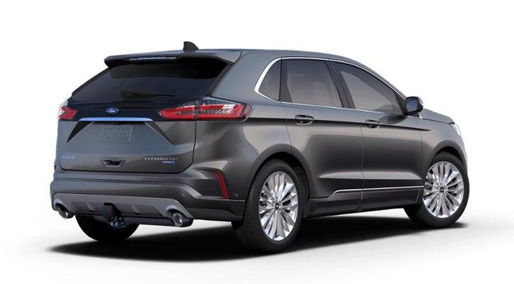 Ford Edge Awd >> 2020 Ford Edge Titanium Awd